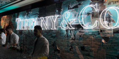 Tiffany & Co. Event – May 2018